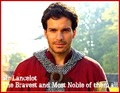 Lancelot series 4 - lancelot-from-merlin-bbc fan art