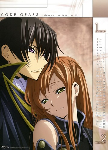 Lelouch & Shirley