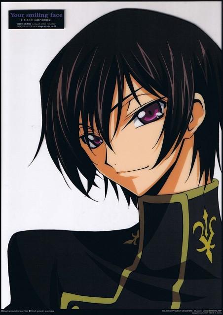 Anime Characters Named Zero : Lelouch lamperouge zero photo  fanpop