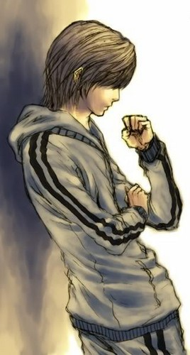 Light Yagami fanart