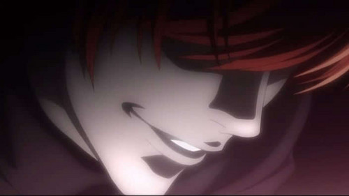 Light Yagami wallpaper titled Light yagami screencaps