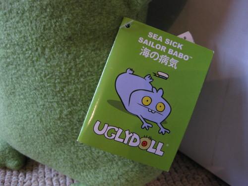 더 많이 UGLYDOLLS!