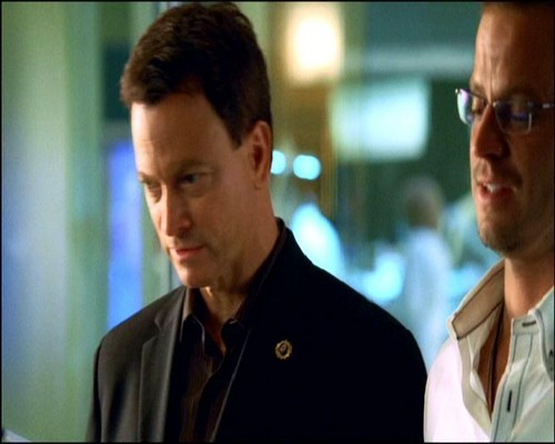 Mac / Danny - csi-ny Photo