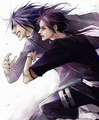 Madara  and Itachi