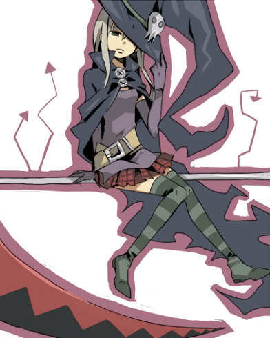 Maka the witch ;D♥