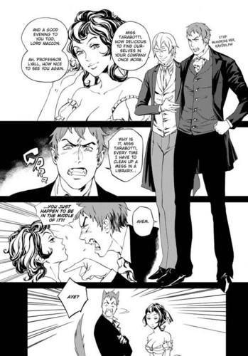 マンガ Souless page 11