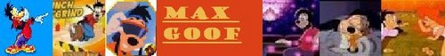 Max Goof Banner