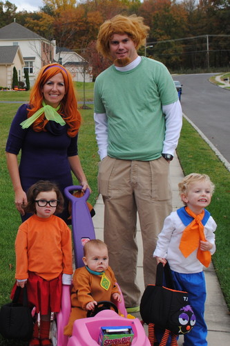 McGovern Family Halloween