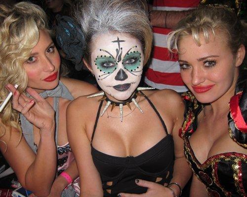 Miley Halloween 2011