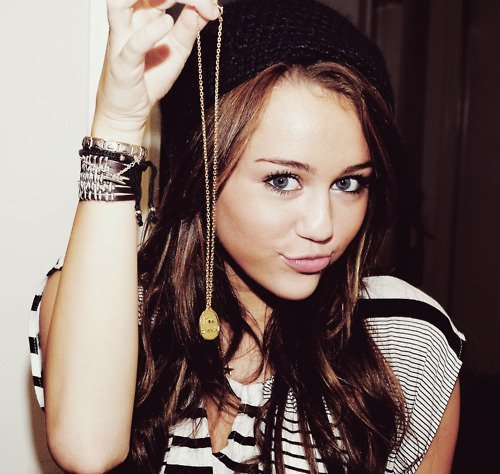 Miley! :]