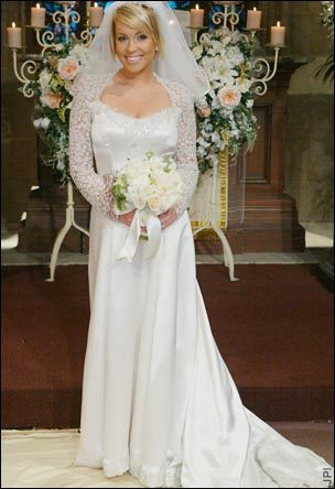 Days of Our Lives wallpaper probably containing a bridesmaid called Mimi & Shawn's Wedding