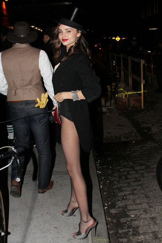 Miranda Kerr Halloween Party