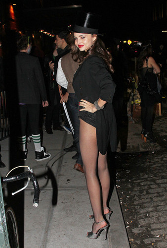 Miranda Kerr Halloween Party