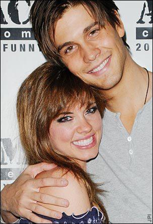 Molly Burnett & Casey Deidrick