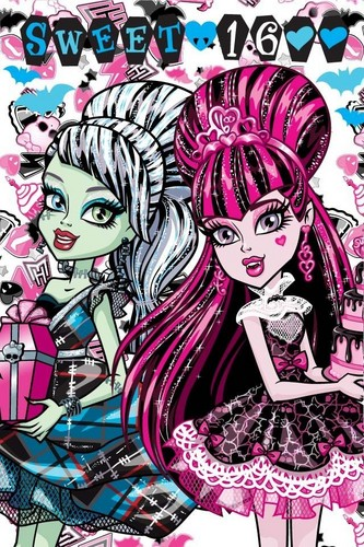 Monster High images Monster High. HAPPY 1600 PARTY !!! HD wallpaper and background photos