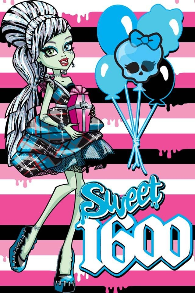 Monster High. HAPPY 1600 PARTY !!! - monster-high photo