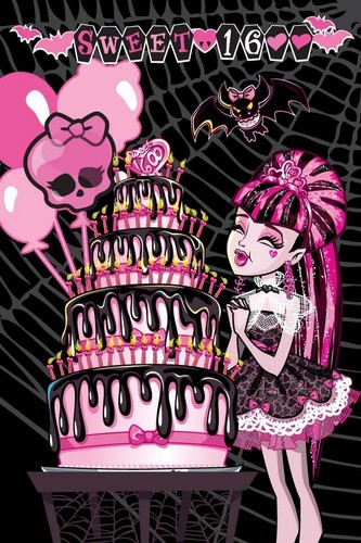 Monster High. HAPPY 1600 PARTY !!!