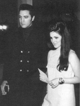 Mr & Mrs Presley ♥♥