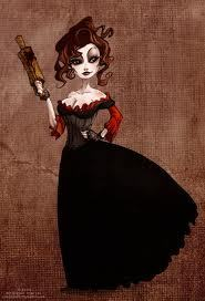 Mrs. Lovett tagahanga Arts