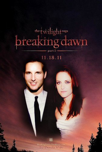 My Breaking Dawn - bella-and-carlisle Fan Art