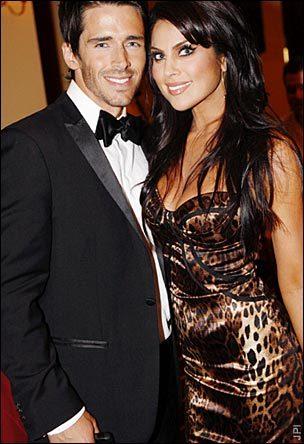 Nadia Bjorlin & Brandon Beemer