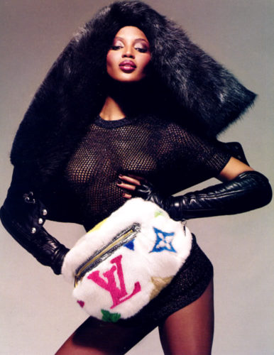 Naomi CAmpbell 4 Louis Vuitton - louis-vuitton Photo