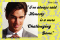 Neal White collar - neal-caffrey photo
