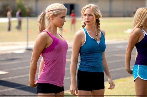 "Caroline Forbes 壁紙 titled New 3x06 ""Smells Like Teen Spirit"" stills [HQ]"