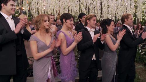 New фото of Jalice in the wedding scene!