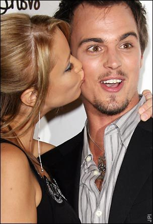 Kristen Renton & Darin Brooks / Morgan & Max