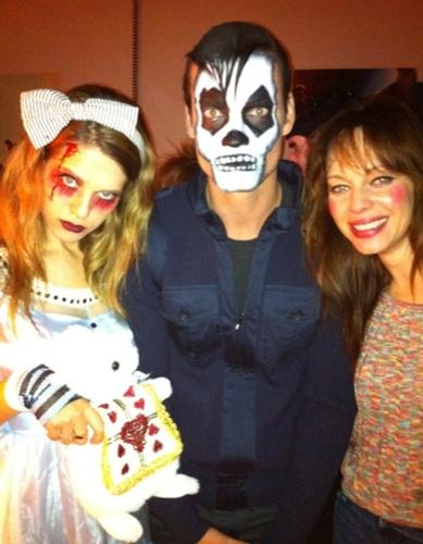 Nikita Cast Halloween 2011