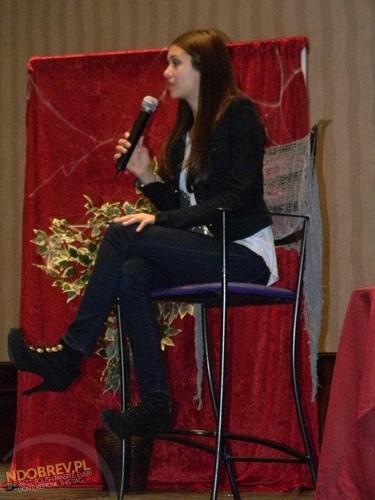 Nina @ EyeCon Convention, Atlanta