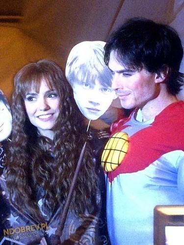 Nina @ ISF Empoweresque Halloween Party