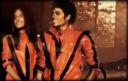 Paris and Michael :)