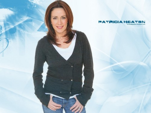 patricia heaton fondo de pantalla possibly with an outerwear and a well dressed person entitled Patricia Heaton