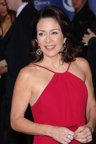 patricia heaton wallpaper probably with a bustier, bustiê and a coquetel dress entitled Patricia Heaton