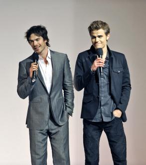 Paul & Ian
