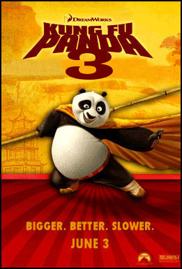 Poster of Kung Fu Panda 3 - Dreamworks Animation Photo (26443450.