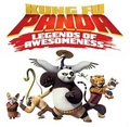 Poster of series Kung Fu Panda: Legends of Awesomeness - dreamworks-animation photo