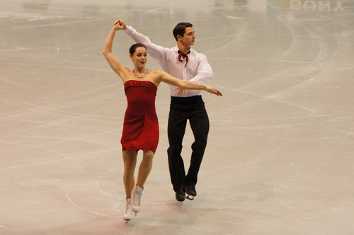 Practice - patin, patinage Canada 2011