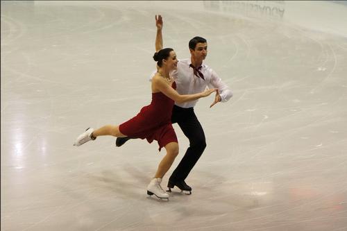 Practice - স্কেইট Canada 2011