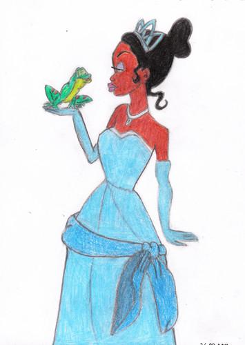 Princess Tiana <3