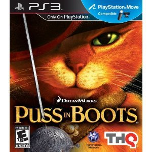 Puss in Boots fondo de pantalla containing anime entitled Puss In Boots - The Video Game for ps3