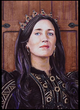 কুইন Catherine of Aragon