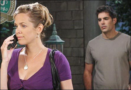 Days of Our Lives wallpaper probably with a street entitled Rafe & Nicole