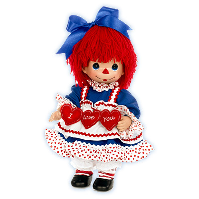 Raggedy Ann - I Love You