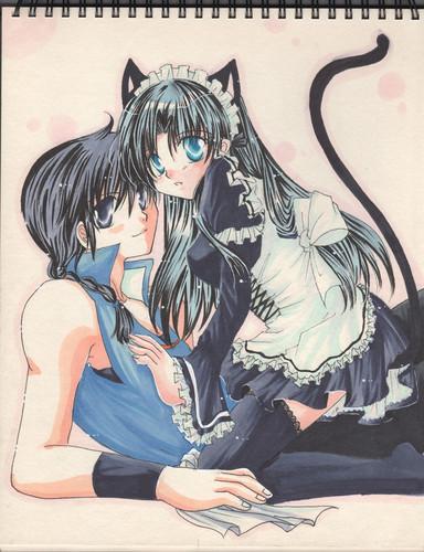 Ranma & Akane _ tình yêu