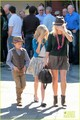 Reese Witherspoon: Sunday Church Services with the Family - reese-witherspoon photo