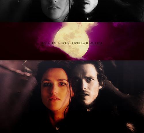 Robb Stark and Morgana