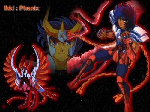 Saint Seiya (the knights of the zodiac)